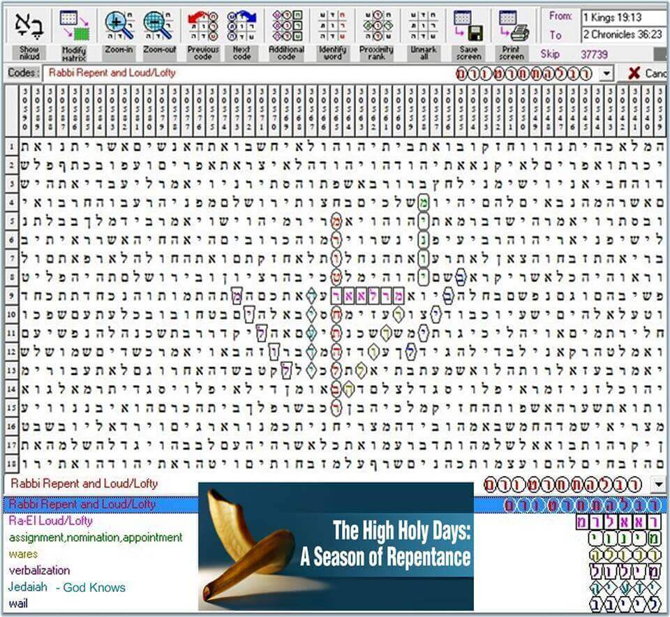 Rabbi Repent and Loud Lofty
