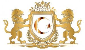 Arabic Crest